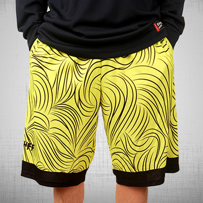 WAVE PANTS(NEON/BK)